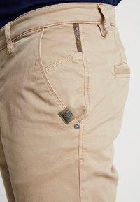 camel active - Chino kalhoty - beige - 5
