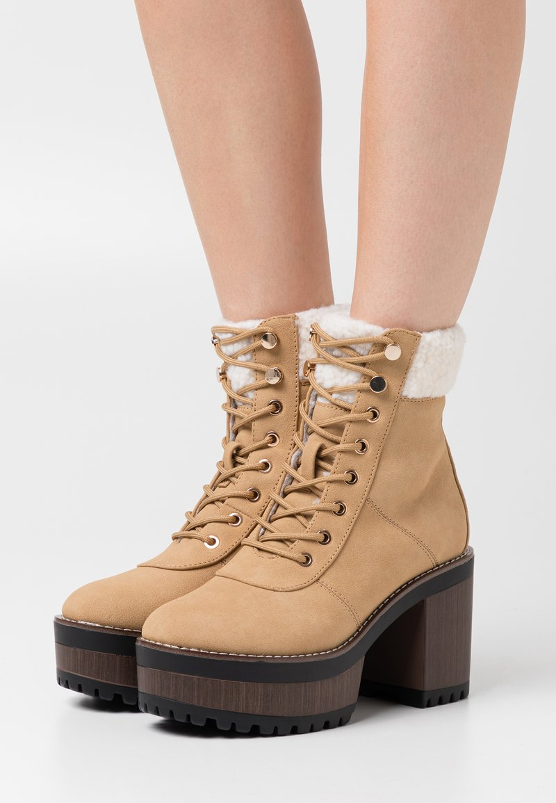 Even&Odd - Winter boots - sand