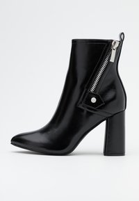ONLY SHOES - ONLBRODIE ZIP BOOT  - Bottines - black - 1
