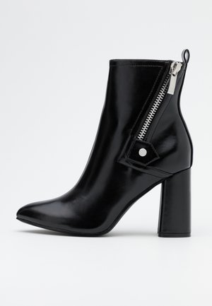 ONLBRODIE ZIP BOOT  - Classic ankle boots - black