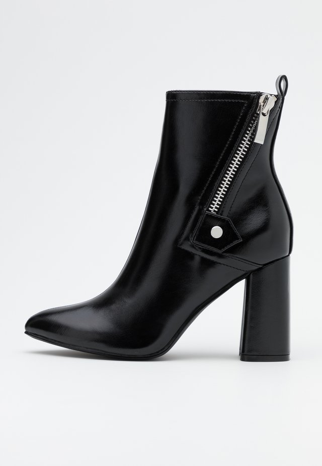 ONLBRODIE ZIP BOOT  - Bottines - black