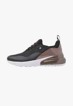VALEN - Trainers - black/bronze/black