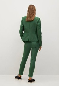 Mango - COFI - Pantalon classique - dark green - 2