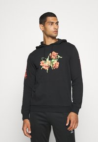 adidas Originals - HOODY - Huppari - black - 3