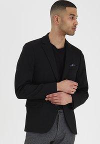 Tailored Originals - TOFREDERIC  - Blazere - black - 0