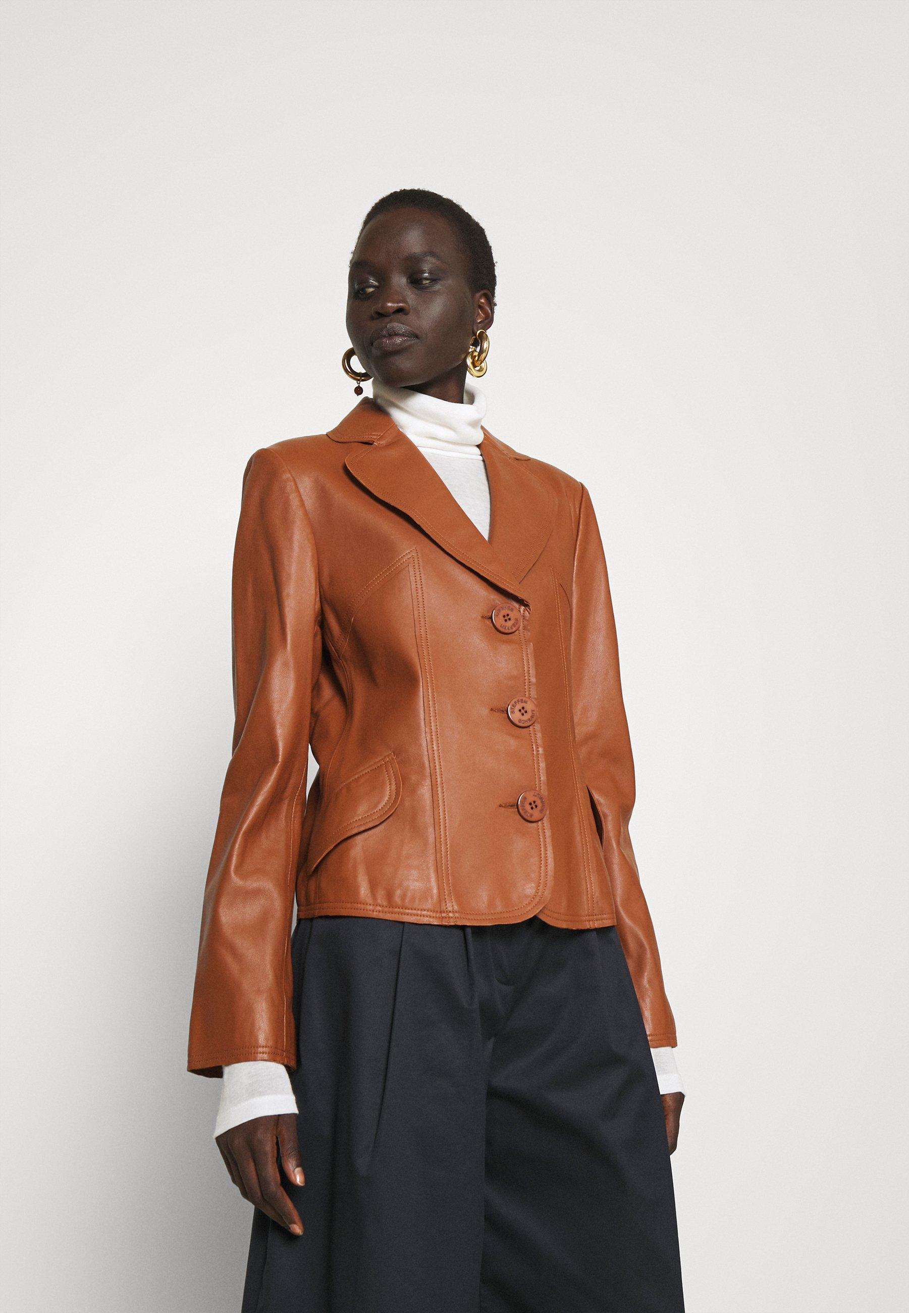 Femme RANCHERA LUXURY - Veste en cuir