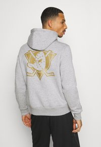 Fanatics - ANAHEIM LOGO GRAPHIC HOODIE - Hoodie - sports grey - 2