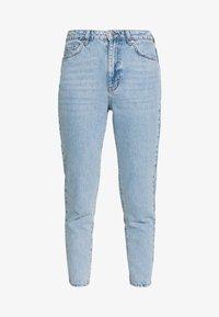 DAGNY HIGHWAIST - Relaxed fit jeans - light blue