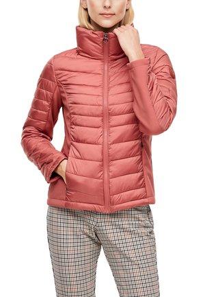 IM FABRICMIX - Winter jacket - pale red