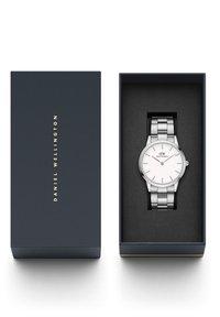 Daniel Wellington - ICONIC LINK 40MM - Horloge - silver - 3