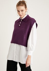 DeFacto - Pullover - purple - 3