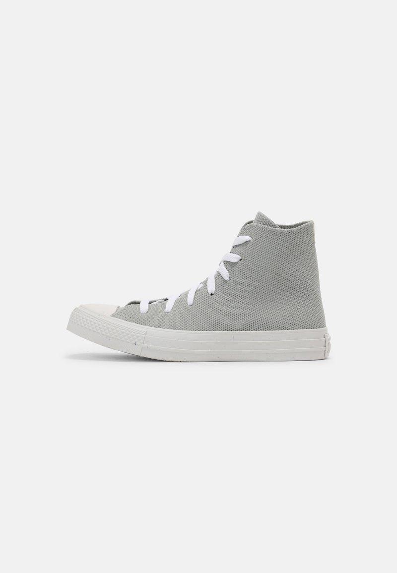 Converse - CHUCK TAYLOR ALL STAR UNISEX - Korkeavartiset tennarit - ash stone/string/white