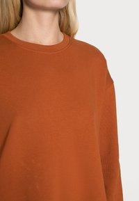 edc by Esprit - DRESS - Day dress - rust orange - 4