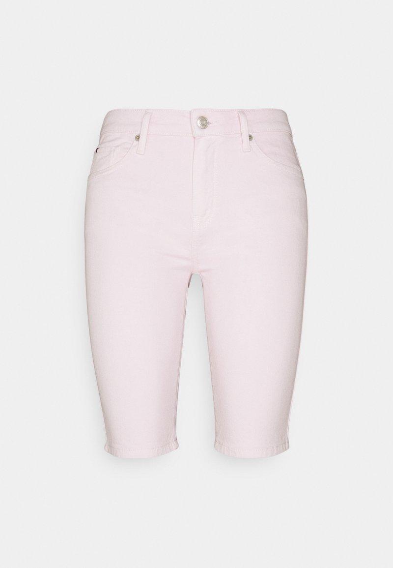 Tommy Hilfiger - VENICE BERMUDA - Shorts - light pink