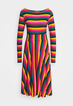 SIGRID DRESS - Jerseykjole - multi-coloured