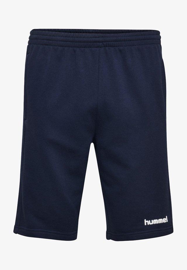 HMLGO BERMUDA - Short de sport - marine