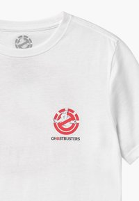 Element - GHOSTBUSTERS X ELEMENT BANSHEE BOY - Print T-shirt - optic white - 2