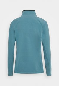 Columbia - GLACIAL 1/2 ZIP - Fleece jumper - canyon blue/spruce - 1