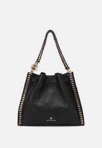 MICHAEL Michael Kors - MINA CHAIN TOTE - Handbag - black - 1