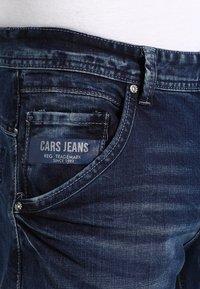 Cars Jeans - YARETH - Straight leg jeans - dark washed - 3
