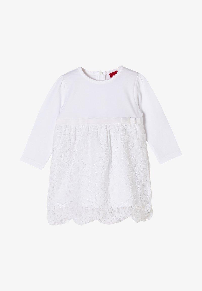 s.Oliver - Day dress - white
