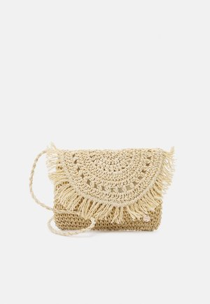 CARRIED AWAY CLUTCH - Strandaccessories - natural