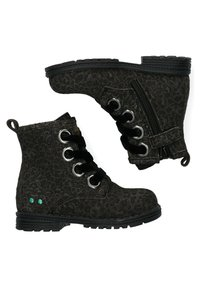 Bunnies - TOSCA TROTS  - Lace-up ankle boots - antracite - 3