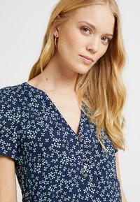 Esprit - FLUENT - Shirt dress - navy - 3