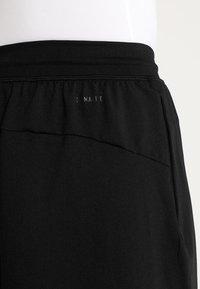 adidas Performance - KRAFT AEROREADY CLIMALITE SPORT SHORTS - Sports shorts - black - 4