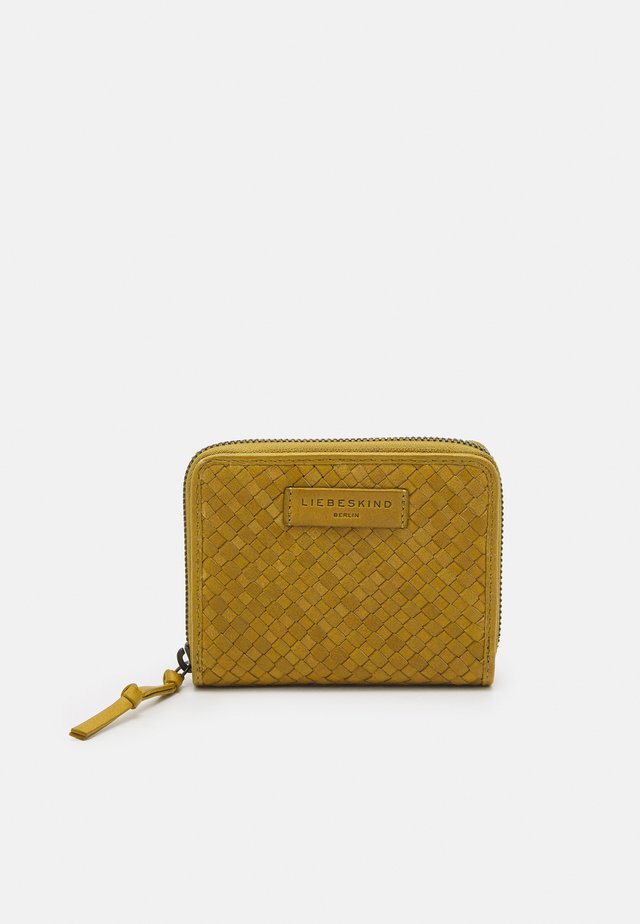 CONNY - Portefeuille - mustard yellow
