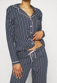 s.Oliver - Pyjamas - dark blue - 3