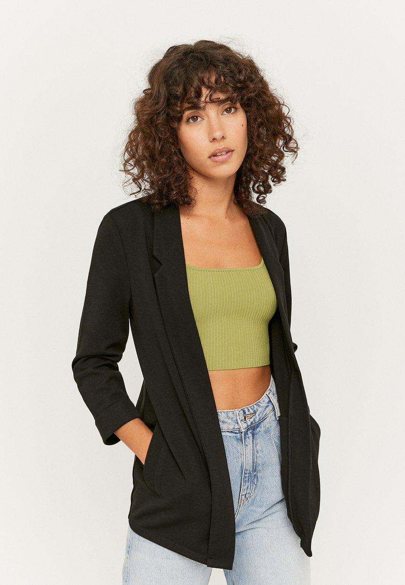 TALLY WEiJL - Short coat - black