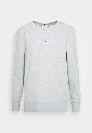 REGULAR - Sweatshirt - light grey
