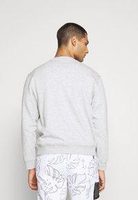 Weekday - STANDARD - Sweatshirt - grey melange - 2
