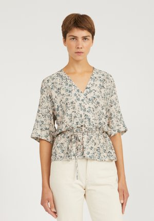YRSAA GREENHOUSE - Blouse - oat