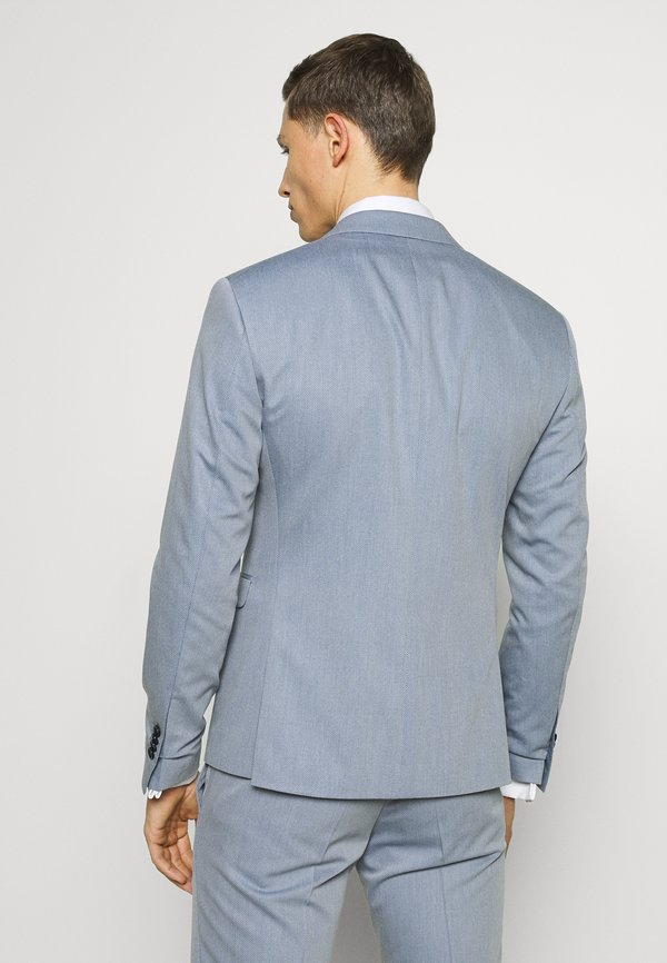 Cinque CIPULETTI SUIT - Garnitur - light blue/jasnoniebieski Odzież Męska RRBK