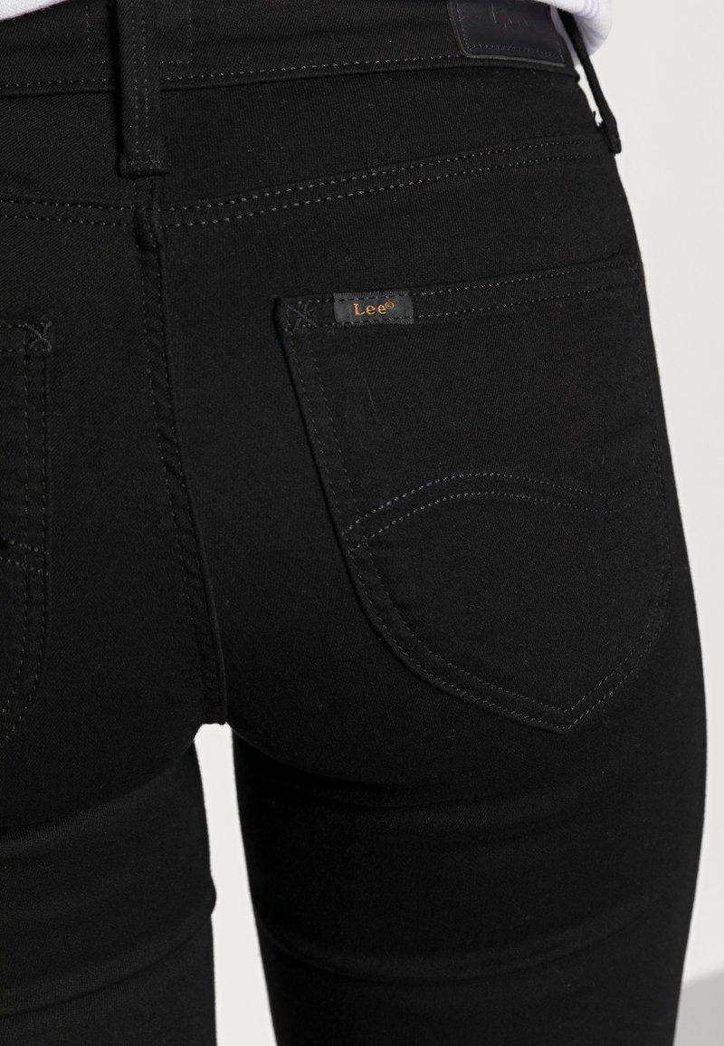 Lee Jeans Femmes Scarlett Skinny l526jy47 Skinny Fit Black NEUF