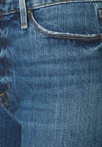 Frame Denim - LE HIGH STRAIGHT - Straight leg -farkut - kenmore - 2