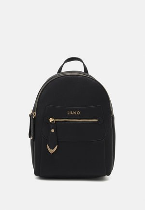 BACKPACK - Ryggsekk - nero
