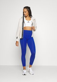 adidas Performance - LIN - Tights - royblu/skytin