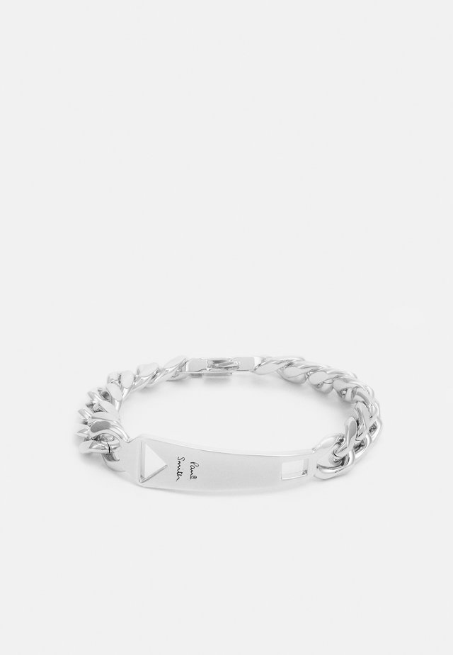 MEN BRACELET  - Pulsera - silver-coloured