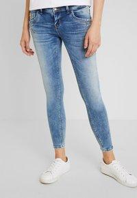 LTB - SENTA - Jeans Skinny Fit - etu wash - 0
