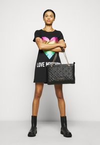 Love Moschino - Jersey dress - black - 5