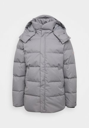 BELFORT - Down jacket - shark skin
