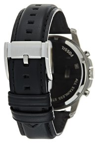 Fossil - GRANT - Watch - schwarz/silver-coloured - 2