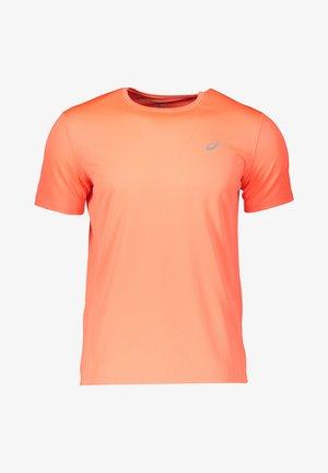 KATAKANA  - Print T-shirt - orange