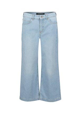 MARC O'POLO DAMEN JEANS - Flared Jeans - blue