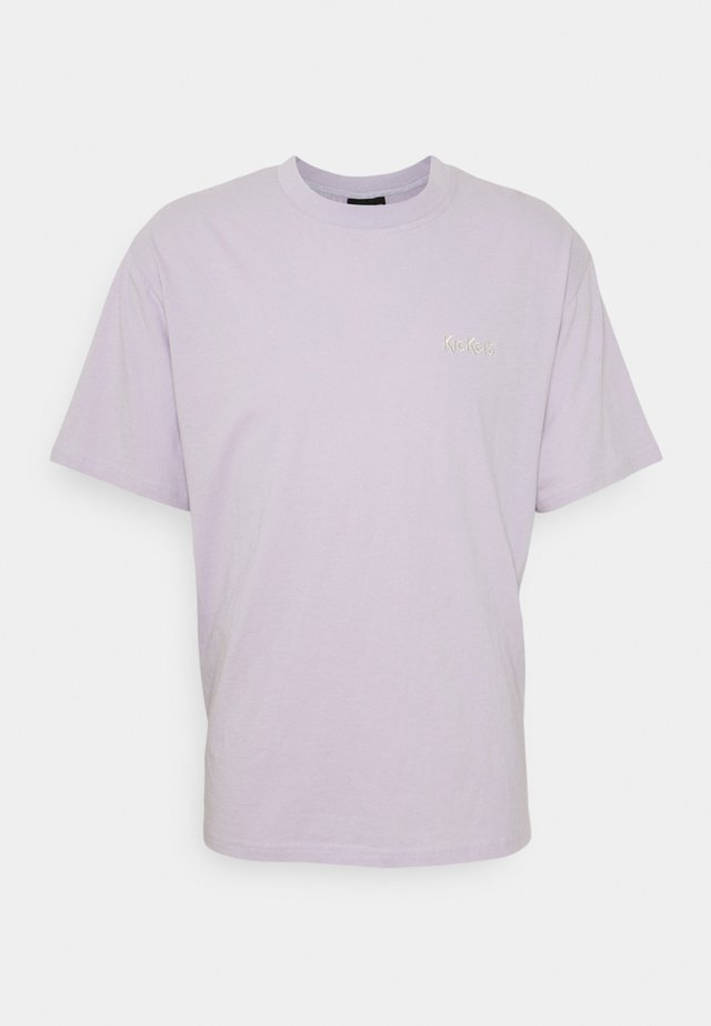TEE - T-shirt basic - lilac