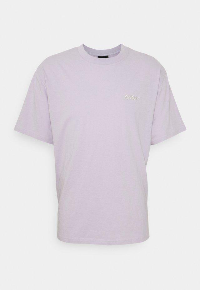 TEE - T-shirt basique - lilac