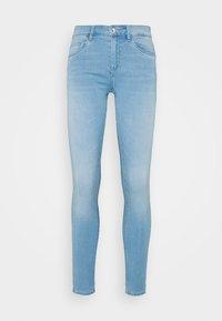 ONLY - ONLROYAL LIFE - Jeansy Skinny Fit - light blue denim - 3